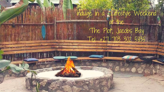 Jacobs Bay Backpackers, accommodation and venue, also known as 'The Plot'.
